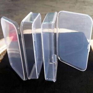 Details Zu 2x Kunststoff Aufbewahrungsbox Spielkarten Fall Visitenkartenhalter Karte Mini