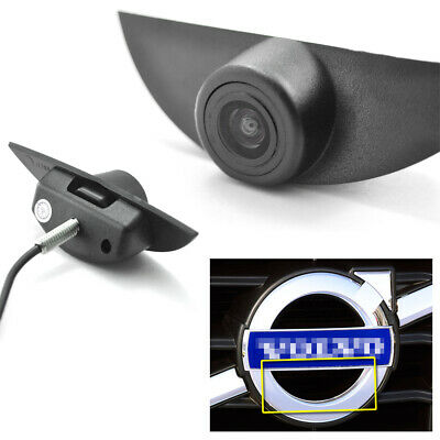 HD CCD Car Front View Camera Logo Embedded for Toyota Pickup Tacoma 2005-2011