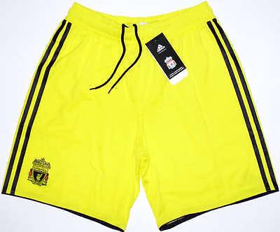Liverpool Player Issue Third Shorts Football Shirt Soccer Jersey Top Kit TechFit