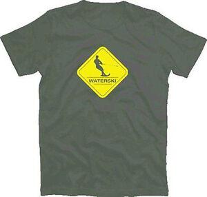 esqui-acuatico-CAMIONEROS-Crossing-II-Agua-Esqui-Waterski-Camiseta-S-xxxl