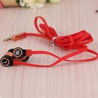 MP3 MP4 IPod PC Headset Popular Stereo Earbud In-Ear Headphone 3.5mm Earphone