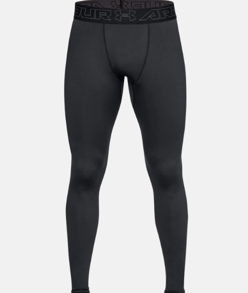 2e0cb80f480d90 Under Armour Men's UA ColdGear Armour Compression Leggings LG MSRP $50  1320812