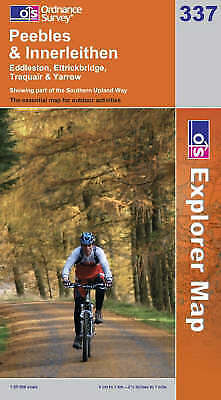Peebles and Innerleithen (OS Explorer Map Series), Ordnance Survey, Good