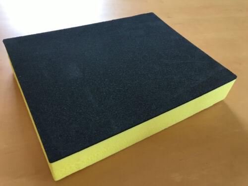 Valise de dépôt de Dur-Mousse pour sortimo i-Boxx Mini Noir-Jaune 60mm