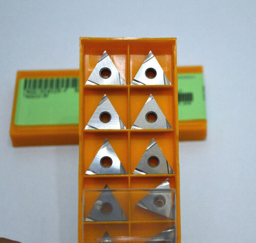 10pcs TNMG160402R-F NX2525 TNMG330.5R-F Carbird Inserts CNC blade