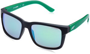 Authentic ARNETTE Swindle Black//Green Sunglasses AN4218-2334//3R *NEW*