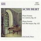 Franz Schubert - Schubert: Piano Sonatas, Opp. 42 & 122 (2001)