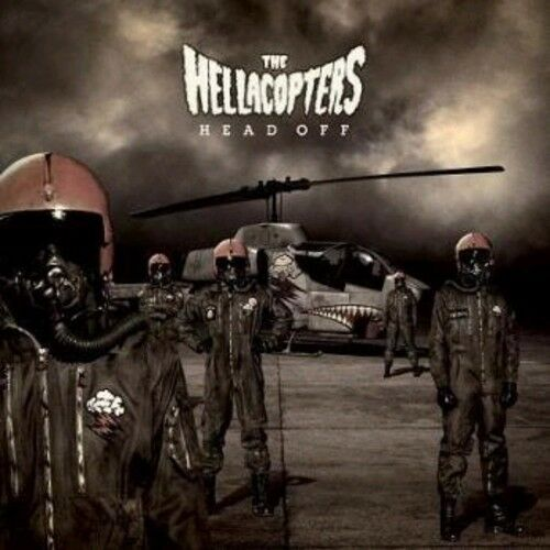 The Hellacopters - Head Off [New Vinyl] Blue, Ltd Ed