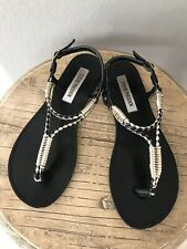 70d82a61e20 item 4 Steve Madden Womens Seeta Gladiator Sandals Size 6.5 Black With Gold  Detailng -Steve Madden Womens Seeta Gladiator Sandals Size 6.5 Black With  Gold ...