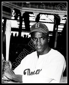 Jackie-Robinson-9-Photo-8X10-Brooklyn-Dodgers-Buy-Any-2-Get-1-FREE