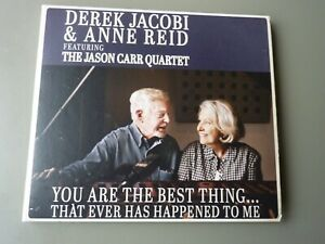Derek Jacobi And Anne Reid - You Are The Best Thing.That Ever Has Happened CD