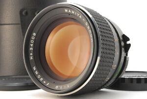 Quasi-Nuovo-MAMIYA-Sekor-C-80mm-f1-9-Lente-per-M645-1000s-Super-TL-DAL-GIAPPONE-Pro