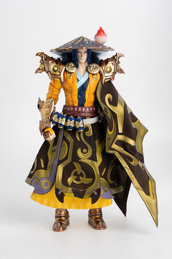 LIU BEI Honor Of Kings Action Figure by THREEZERO