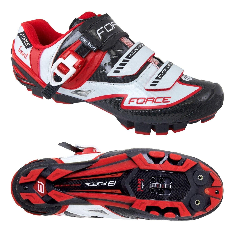 FORCE MTB Devil Carbon Cycling shoes