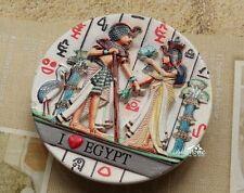 Ägypten Reiseandenken Reise Souvenir 3D Polyresin Kühlschrank Magnet Geschenk