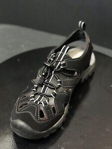 94dc15df3afa Northside Mens Burke II Black Red Sport Athletic Sandals Size US 8 M ...