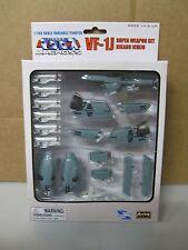 Macross Robotech VF-1J Super Weapon Set Hikaru Ichigo - NEW in box
