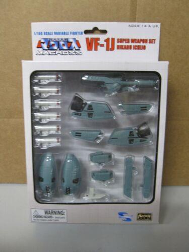 Macross Robotech VF-1J Super arme Armor Set Hikaru Ichigo-New in Box