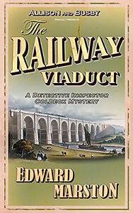 Edward-Marston-The-Railway-Viaduct-Tout-Neuf-Livraison-Gratuite-Ru
