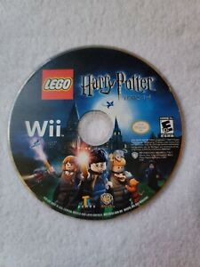 LEGO Harry Potter: Years 1-4 (Nintendo Wii, 2010) Disc Only ☆TESTED☆