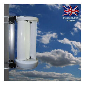 Leading Edge Le V50 Vertical Axis Wind Turbine 12v 24v