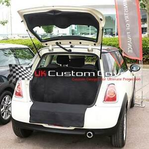 mini cooper s ma gefertigte kofferraum matte. Black Bedroom Furniture Sets. Home Design Ideas