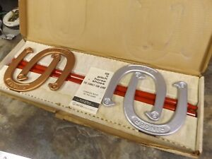 Vintage-The-Ringer-Horseshoes-Official-Regulation-Game-Complete-Set