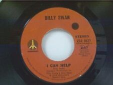 """BILLY SWAN """"I CAN HELP / WAYS OF A WOMAN IN LOVE"""" 45 NEAR MINT"""