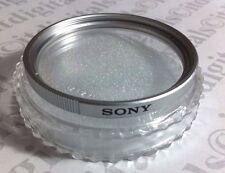 Genuine Sony 52mm Multi-Coated MC UV HAZE Lens Protector Filter Japan 52 mm
