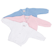80fa3c2445a5 Babytown Baby Boy Girl Square Knitted Cardigan Sweater Button up ...