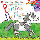 Ponies and Horses by Bergin Mark (Paperback, 2015)