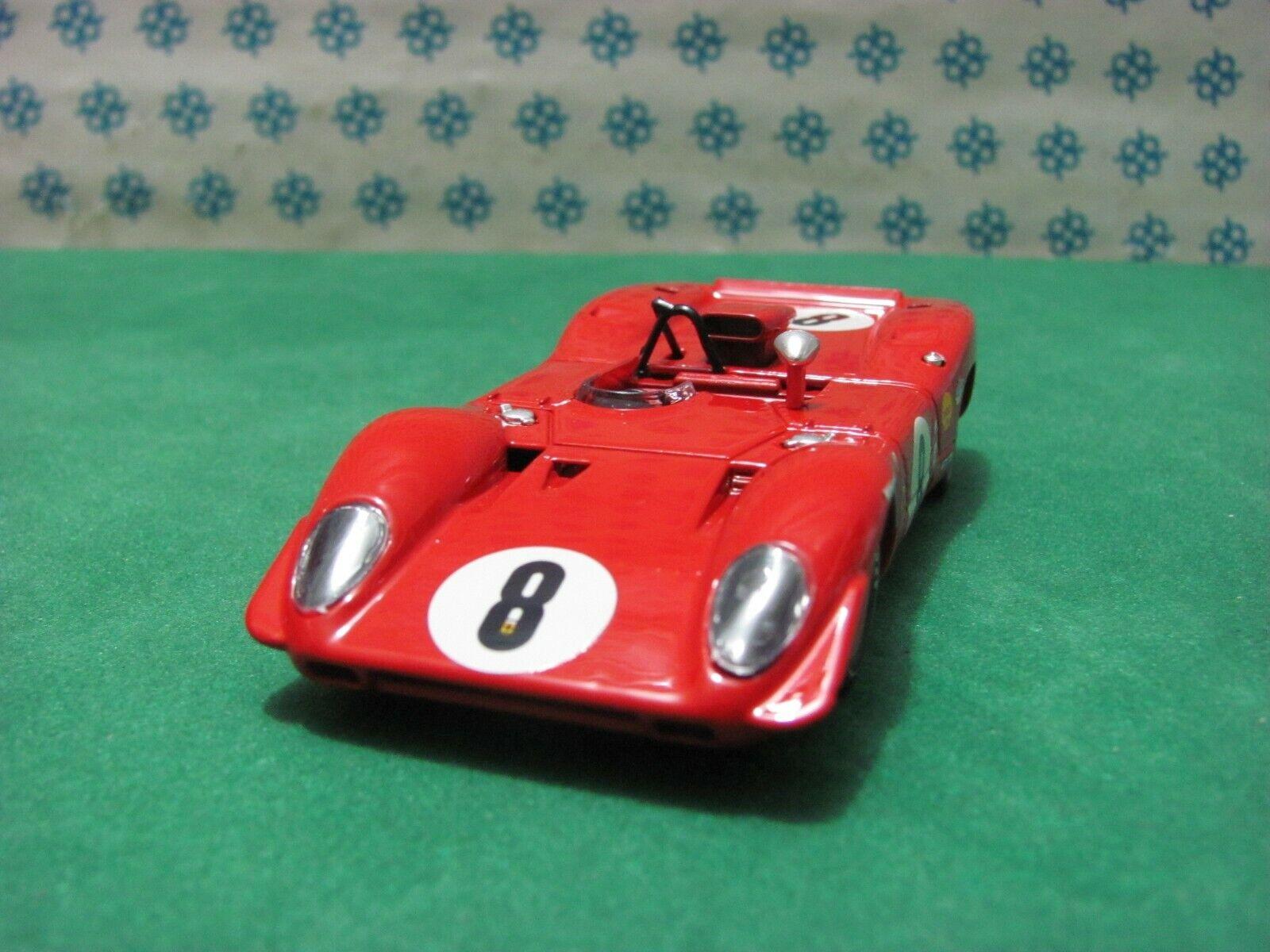 Ferrari 312 P 3000cc. Spyder   1000 Km. Spa  1969   -1 43 Best Model 9243  beaucoup de concessions