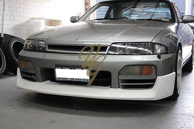 Nissan Skyline R33 Spec BL Fiberglass Front lip for Facotry Series 2 Front Bar