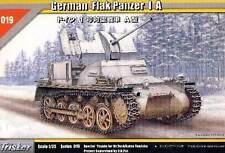 Tristar German Flak Panzer I A Flakpanzer +Ätzteile 1:35 Modell-Bausatz Tank kit