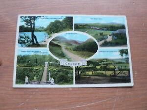 Old-Postcard-Crieff-Multi-views