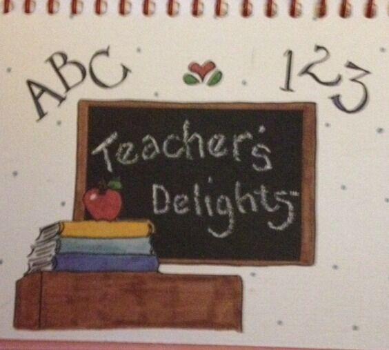 Teacher's Delight by Claudia L. Boysen (1992, Paperback)