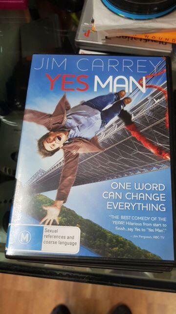 Yes Man DVD