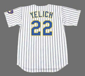 a61a0f03ce2 Image is loading CHRISTIAN-YELICH-Milwaukee-Brewers-Majestic-Alternate -Home-Baseball-