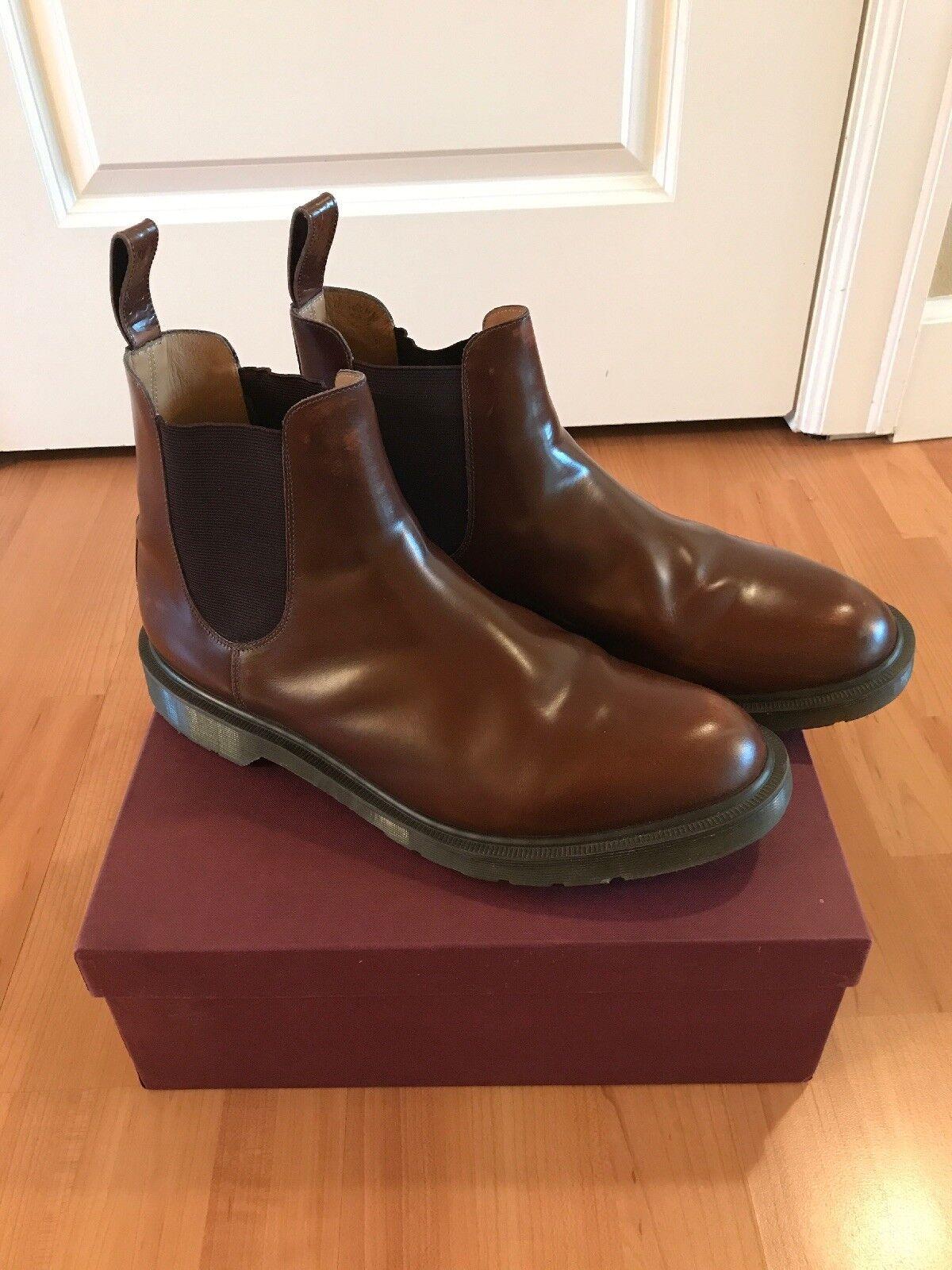 Dr Martens Made in England   Herren Graeme Sz Chelsea Stiefel - Tan Sz Graeme 13 (US) 13e3f4