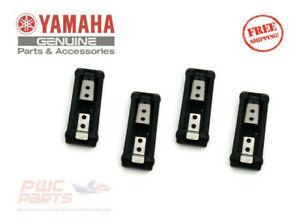 4x Yamaha OEM Cerradura Goma Pestillo 2012-2018 Fx-Sho Fx-Svho Crucero