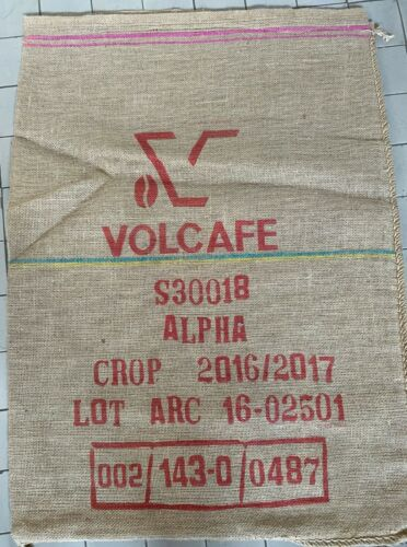 Bags jute Coffee Cafe 70x100 Bag Canvas Yūta Gifts Christmas Decor Holy