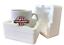 Town Home City Place Tea Made In BOREHAMWOOD Mug Coffee