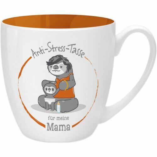 Oma.. Sheepworld Anti Stress Tasse Büro viele Motive *NEU* Mama Ärzte