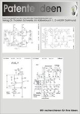 Patentierte Röhrenverstärker TOP 60 Patente CD
