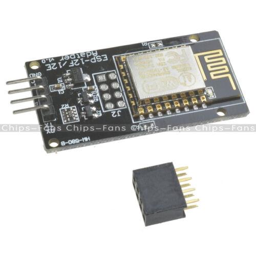 ESP-12E ESP8266  Serial Wifi Transceiver Adapter Module V1.0 for Arduino UNO R3