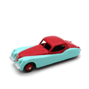 DeAgostini-Dinky-toys-157-Jaguar-XK120-Coupe-1-43-Diecast-Models-Collection
