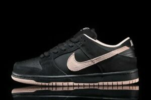 sale retailer 76c7a e8d0a Nike SB Dunk Low Black / Washed Coral - Black BQ6817-003 | eBay