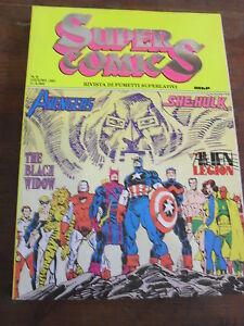 """ Super Comics "" N°9"