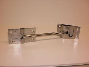 "6"" Stainless Steel Door Hold Back Hook Keeper Stop Stopper Trailer Camper RV"