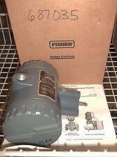 FISHER ELECTRONIC POSITION TRANSMITTER 4-20MA 4221 CONTROL (KK3)